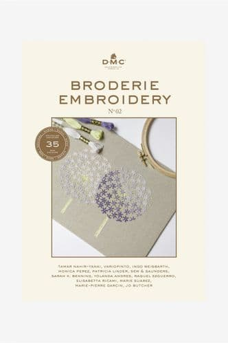 """Traditional Embroidery "" Chart Book by DMC"