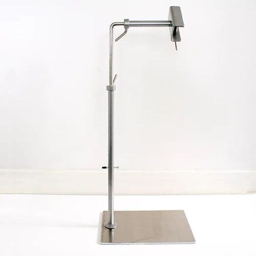 Lowery Workstand Silver Grey with Side Clamp