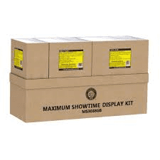 Maximum Show Time Display Kit