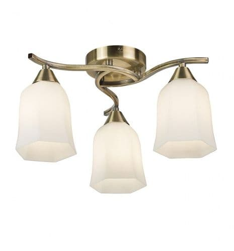 Alonso 3 ceiling lamp