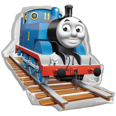 """29"""" Thomas and Friends SuperShape Foil Balloon"""
