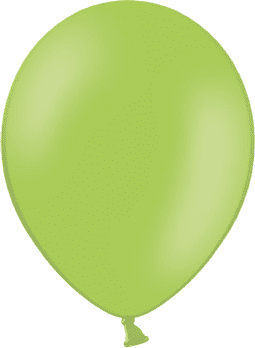 Solid Colour Latex Balloons