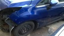 FORD B-MAX  PASSENGER SIDE  FRONT   WING    BLUE   2014  - 2015