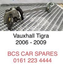 VAUXHAAL TIGRA   CHECK STRAP.    2004 - 2009     FULLY TESTED