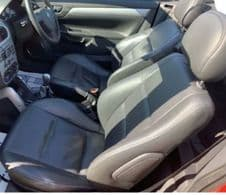 VAUXHAAL TIGRA   Leather Seats. 2x.  Drivers + Passenger     2004 - 2009     ( Pre Owned ) (1)