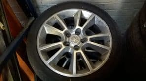 VAUXHALL ASTRA   ALLOY WHEEL  17