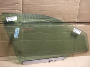 VAUXHALL ASTRA  H  O/S/F WINDOW / GLASS  ( 55  06  REG )   DRIVERS SIDE FRONT DOOR (7)