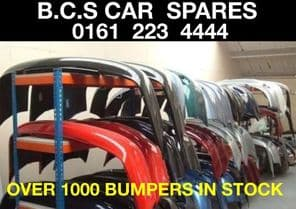 VAUXHALL BUMPERS  (  ASTRA VECTRA CORSA INSIGNIA ZAFIRA MOKKA ADAM )  VARIOUS COLOURS FROM £19.99   ASK