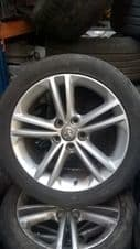 VAUXHALL INSIGNIA  ALLOY   WHEEL INC TYRE   245/45/18
