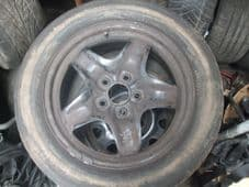 VAUXHALL INSIGNIA STEEL  WHEEL INC TYRE    225/55/17 (2)