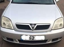 VAUXHALL VECTRA MK 3  CHROME GRILL INC BADGE  USED   2002 - 2005