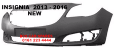 VAUXHALL. INSIGNIA  FRONT  BUMPER  2013 -  2016   FACELIFT   NEW NEW. NEW