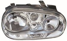 VW GOLF  HEADLIGHT    O/S  DRIVERS    SIDE  2002 - 2003   NEW  NEW