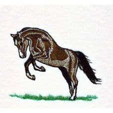 FREE MOVING HORSE