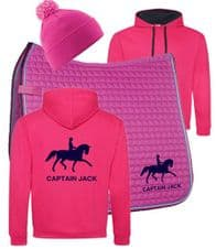 HKM SALERNO SADDLE CLOTH & JUNIOR HOODIE OFFER
