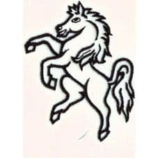 OUTLINE STANDING HORSE