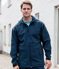 RT101 RTY Soft Shell Workwear Jacket