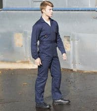 WD402 Dickies Redhawk Stud Front Coverall