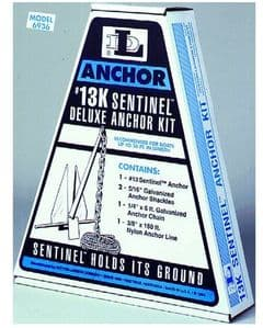 Sentinel Anchor Kit in a box