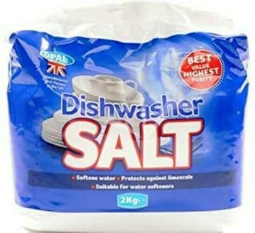 Opal Highest Purity Dishwasher Salt Bulk Pack 2kg