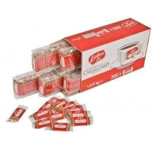 Sealed Case of 300 Lotus Biscoff Caramelised Cafe Biscuits - Individually Wrapped