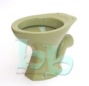 Avocado SupalineToilet Pan (WC) Low-Level