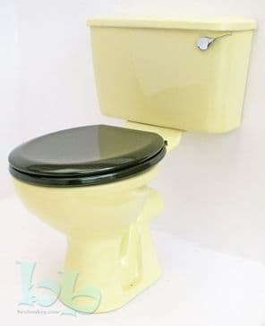 Primrose Toilet Pan and Cistern Close-Coupled