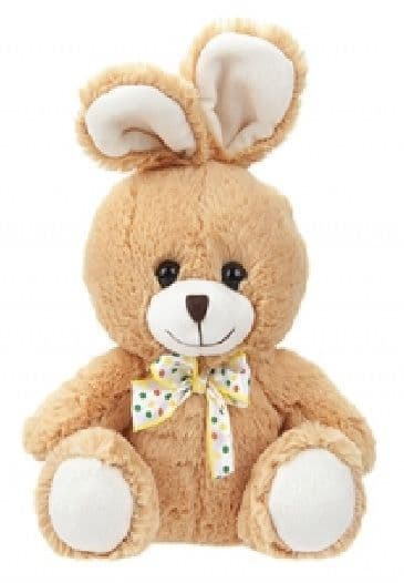 Easter Bunny with Polka Dot Bow