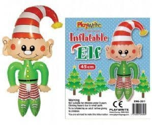 Inflatable Elf (45 cm)