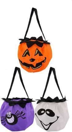 Trick or Treat Bag (Sturdy, bucket Size)