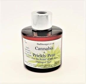 Cannabis & Prickly Pear Exceptional Serum For Dry or Damaged Skin vegan 50ml