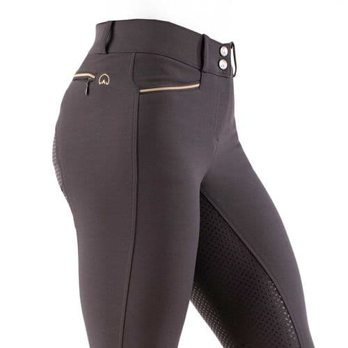 Agaso Everyday Breeches - Anthracite