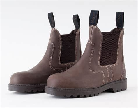 Rhinegold Safety Boots