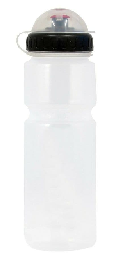 BPA FREE Bike Water / Cycle Drinks Bottle With Mud Protection Cap 800ml