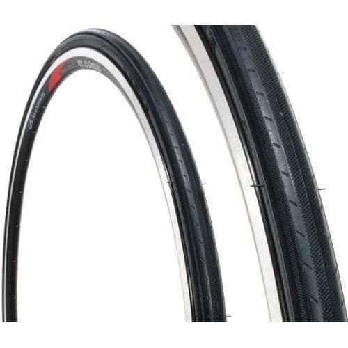 Kenda Koncept Bike Tyre 650x23c Cycle Tyre Black 23-571