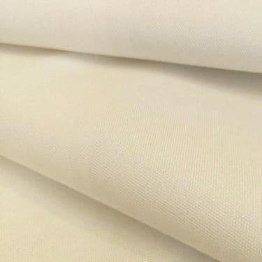Blackout Curtain Lining - Polyester Cotton Mix - Ivory