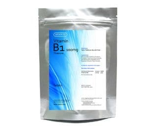 Vitamin B1 100mg Thiamine - Tablets
