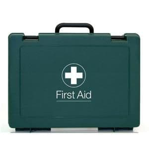 First Aid Kit for 10 People HSE Compliant