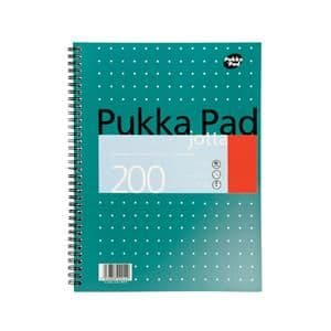 Pukka Pad A4 Jotta Notepad 200 Pages 3 Pack