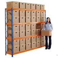 1 to 10 x Archive box collection and shredding service