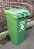 5 x 240litre wheeled bin package