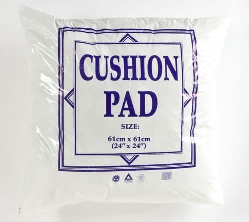 "26"" x 26"" POLYESTER FILLED CUSHION PAD"