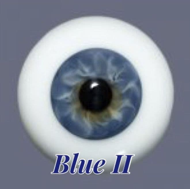 Blue II - SMALL IRIS