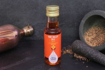 Yare Valley Rapeseed Oil - Chilli & Black Pepper Infused