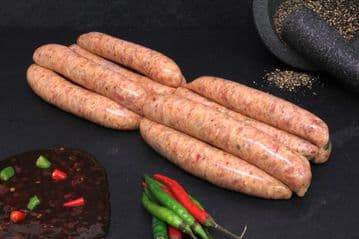 Chilli Chicken Sausages