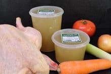 Free Range Fresh Chicken Stock