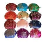 Brocade Chinese Style Portable Coin purses 10 items  £0.85 Each Click