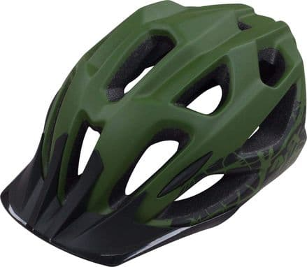 Apex M470 Enduro Helmet Matt Khaki - Large