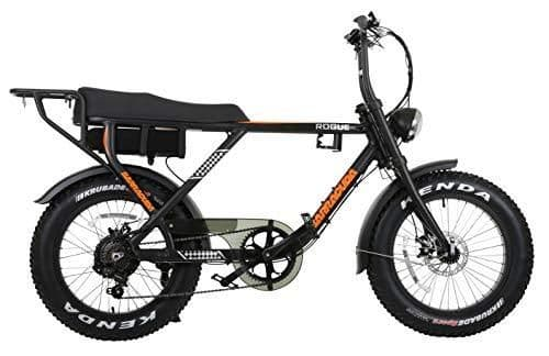 Barracuda Rogue Monkey Style Fat Tyre E-Bike