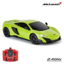 McLaren 675LT Coupe Radio Controlled Car 1:24 Scale G